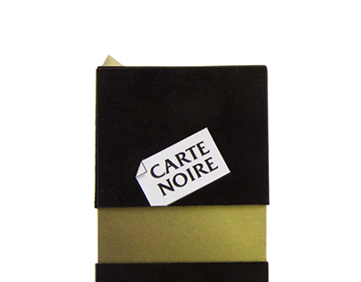 """Carte Noire Coffee Pack """"Your Time"""""""