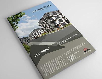 PRES Sosnowy Las - identity design
