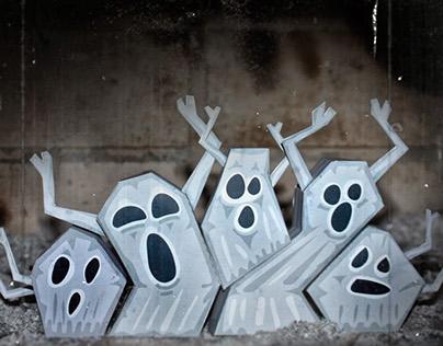 Fireplace Spooks