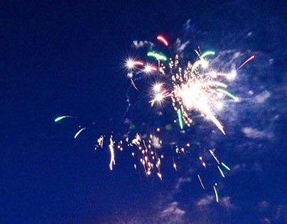 CF/CV XXI- Heidelberg´s Fireworks