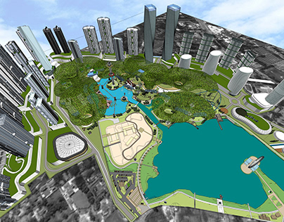 Assistant Architect: Project 03 TITIWANGSA THEME PARK