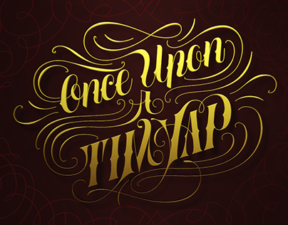 Lettering + Animation