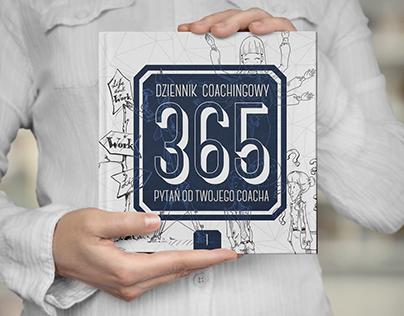 Dziennik Coachingowy 365 Pytań od Twojego Coacha