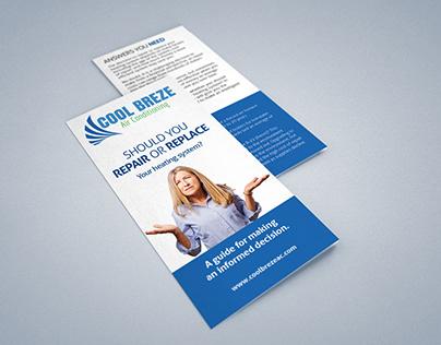 Repair or Replace HVAC Brochure