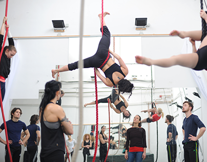 Knot Workshop Aerial Rope with Gaia | Budapest