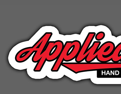 Applied Design Stickers