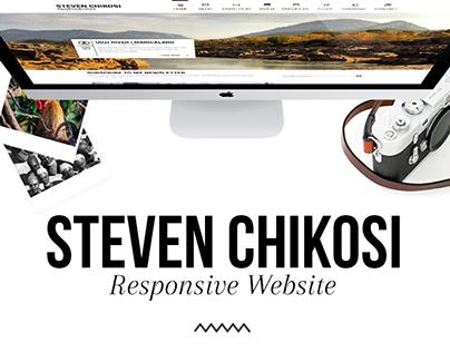 Steven Chikosi Responsive Website