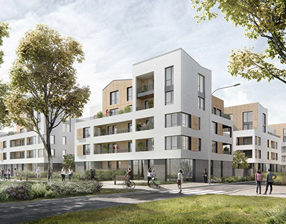 Housing competition - winner Bussy (FR)