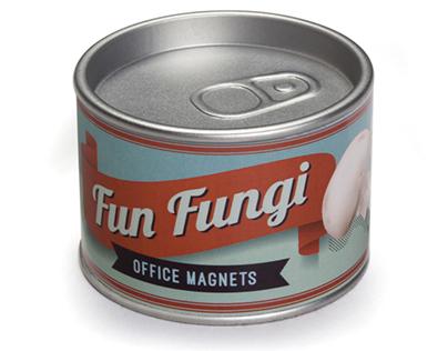 Fun Fungi / Office Magnets