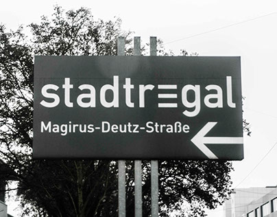 Ulm Stadtregal