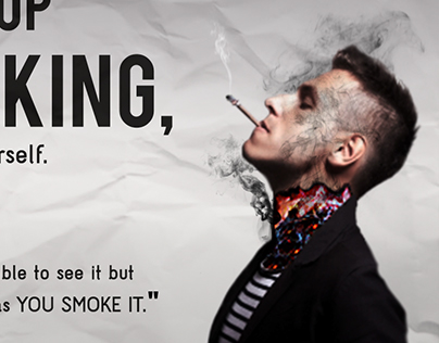 Stop Smoking Project [Old Work]