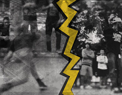 ID conceptual canal de música urbana - ZONA