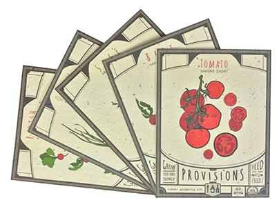 Provisions - Indoor Gardening Kit
