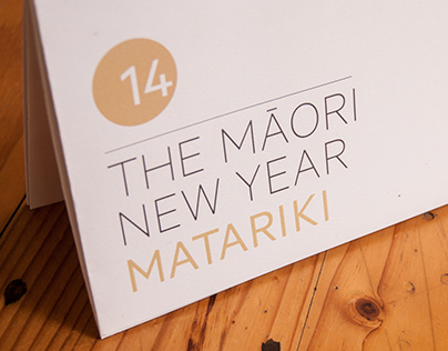 MATARIKI: The Maori New Year 2014