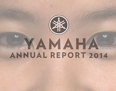 Yamaha Annual Report 2014
