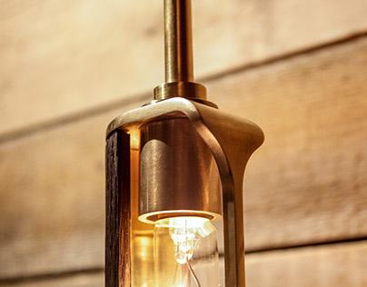 Ember Lighting Fixture