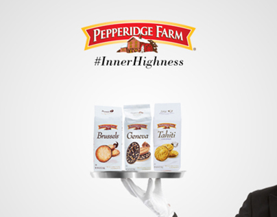 Pepperidge Farm #InnerHighness