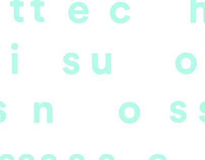 affiches musico-typographiques