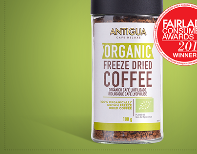 Antigua Freeze Dried Coffee