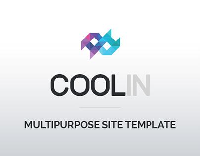 Coolin - Multipurpose Site Template