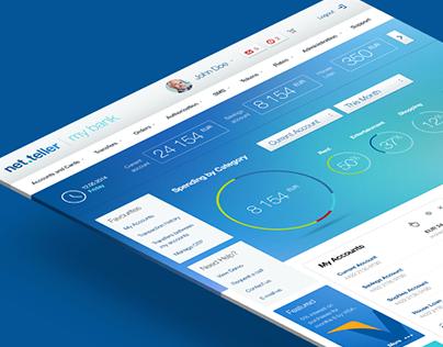 Net.teller Online Banking