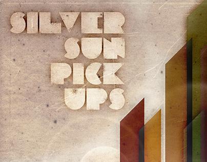Silversun Pickups Concert Poster