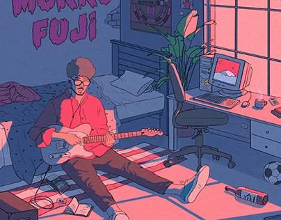 morrofuji   EP cover
