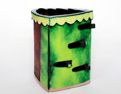 box/pencil stand