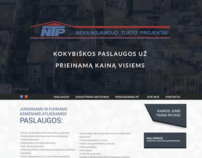 NT Projektai