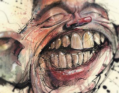 Satirical Portraits № 01