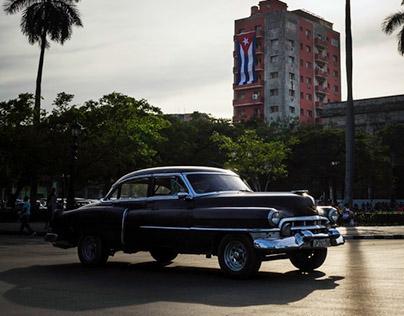 Cuba & the machine