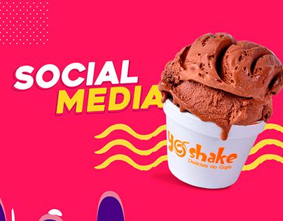 Case Social Media YoShake