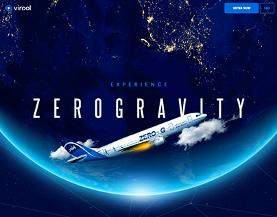 Are you ready to experience Zero Gravity?