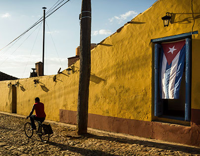 Stoped on time - CUBA