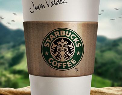 Starbucks trucho