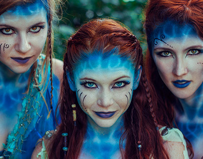Lifestyle Photography : Sirena, The Sirens