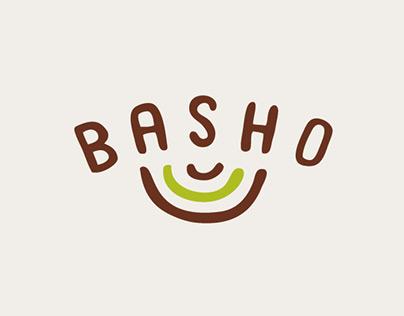 Basho Cafe - Web Design