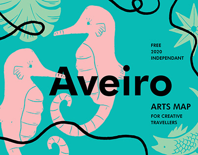 Aveiro Arts Map