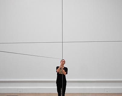 Antony Gormley at the Royal Academy