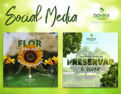 Social Media - Laboratório Novara