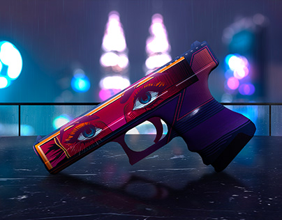CS:GO Skin Artworks