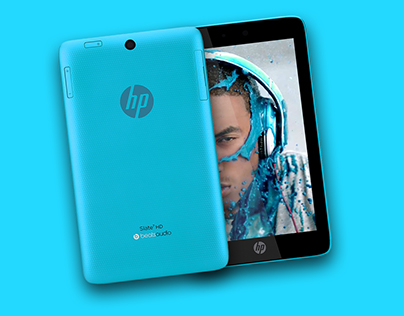 HP Slate w/ Beats Audio - Slate Series 7, 8, 10