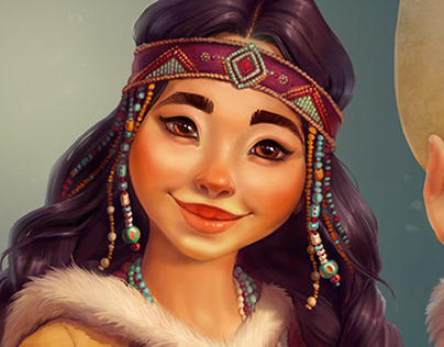 Eskimo character