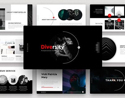Diversity Presentation Template