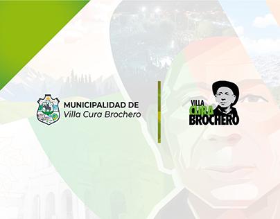 Diseños realizados para la Municipio de Cura Brochero.