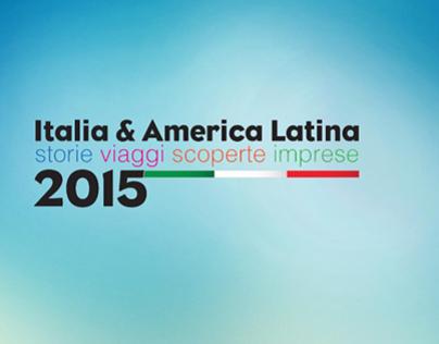2015. Anno Italia & America Latina