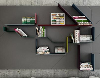 Nextstop | bookshelf