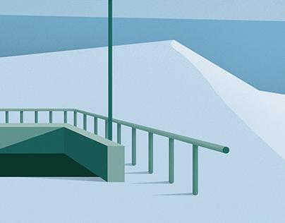Coldness | Illustration