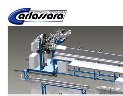 Officina Meccanica Carlassara / Graphic & Web Design