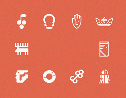 logos & marks — 1